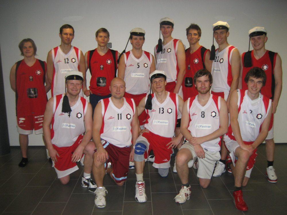 PUS-Basket - Syksy 2008
